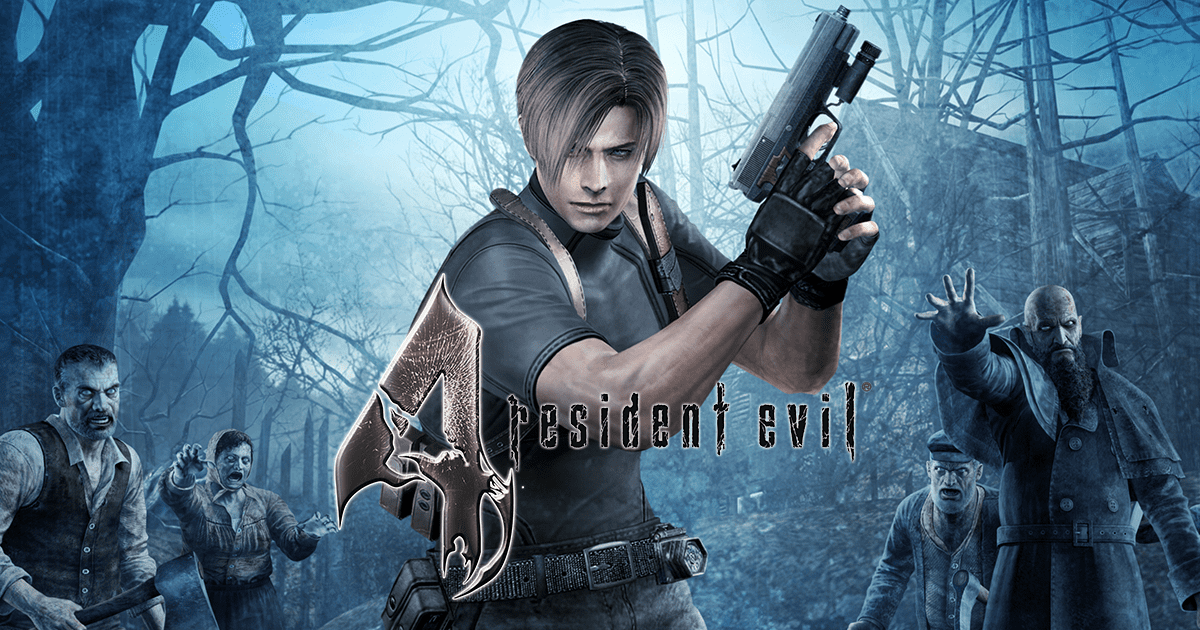 Capcom: Resident Evil 4 Official Site