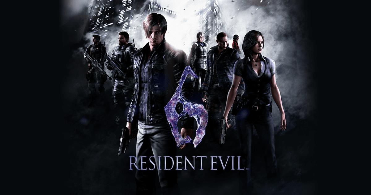 Capcom Resident Evil 6 Official Site