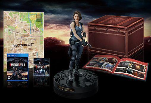 Resident Evil 3 Capcom
