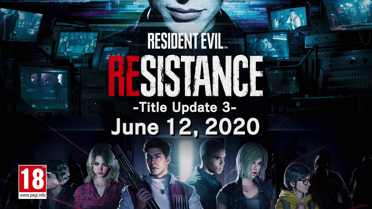 Resident Evil Resistance Capcom