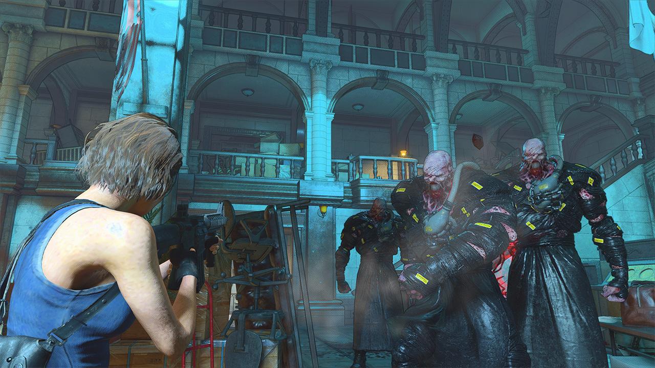 Resident Evil Re:Verse | CAPCOM