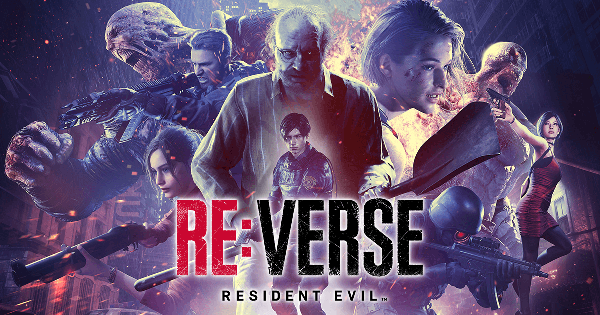 Resident Evil Re:Verse | CAPCOM