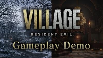 Демо-версия игрового процесса Resident Evil Village была продлена до 10 мая, 0:00 утра (UTC)!